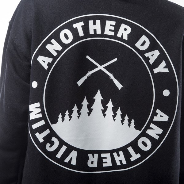 Diamante Wear sweatshirt Another Day Hoodie black