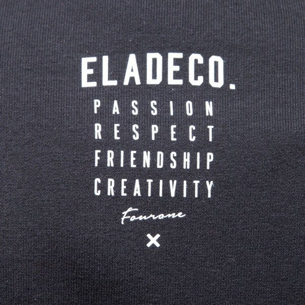 Elade Crewneck Icon black