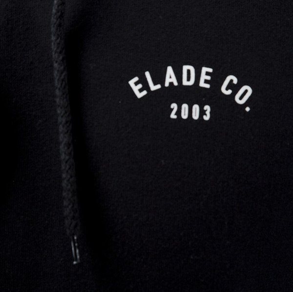 Elade Hoody Basic Co. black