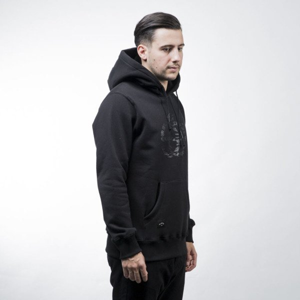 Elade Hoody Icon Decline black