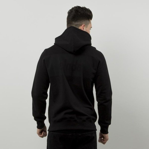 Elade Hoody Icon salt and pepper / black