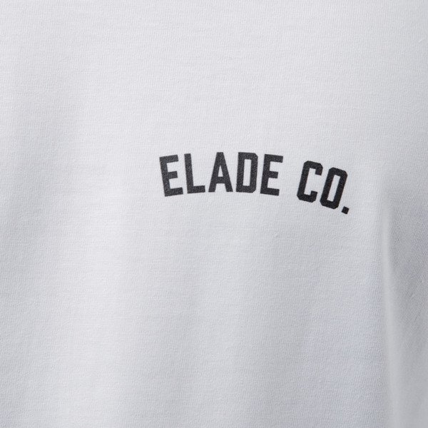 Elade Longsleeve Our Theory white