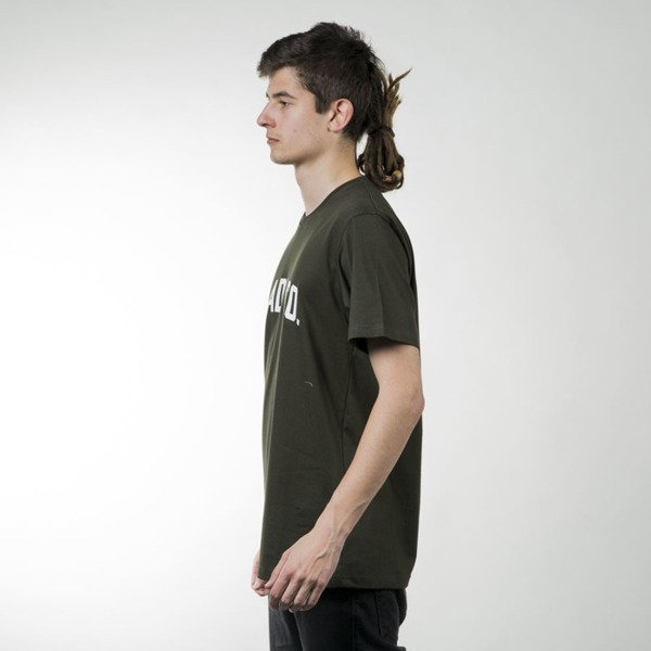 Elade T-shirt College olive