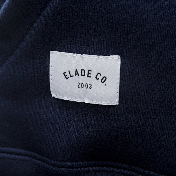 Elade sweatshirt Hoody Elade Co. navy blue