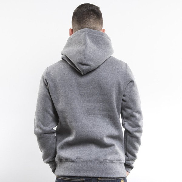 Elade sweatshirt Icon Decline Hoody grey