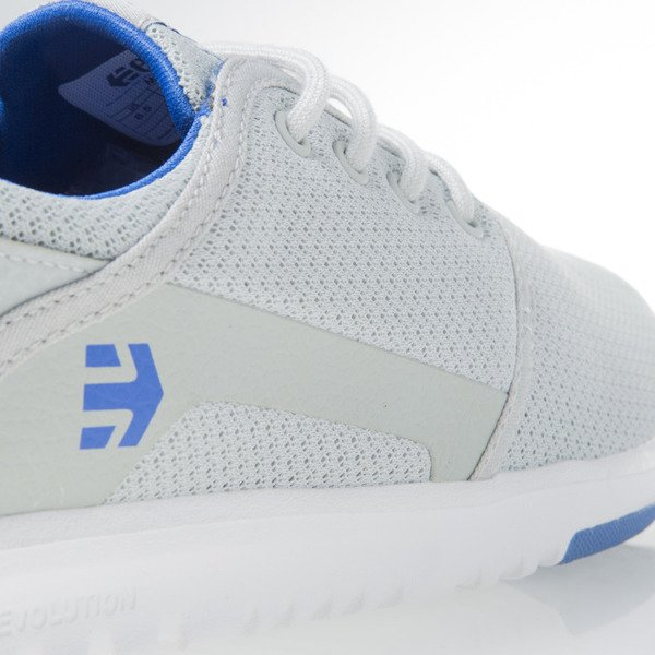 Etnies Scout grey / white / royal (4101000419/373)