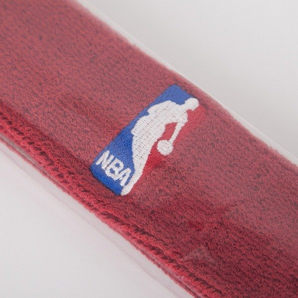 FBF headband NBA red 460