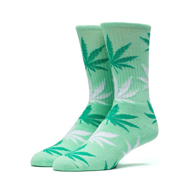 HUF Plantlife Crew Sock mint