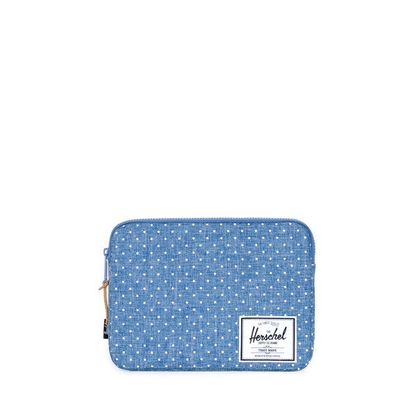 Herschel Anchor Ipad Air limoges crosshatch / white polk (10174-00912)