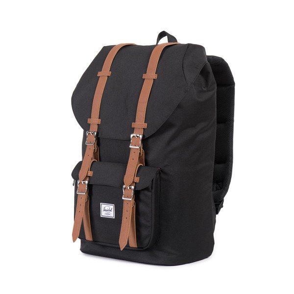 Herschel Little America black / tan (10014-00001)