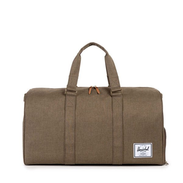 Herschel Novel Duffle beech crosshatch (10026-00868)