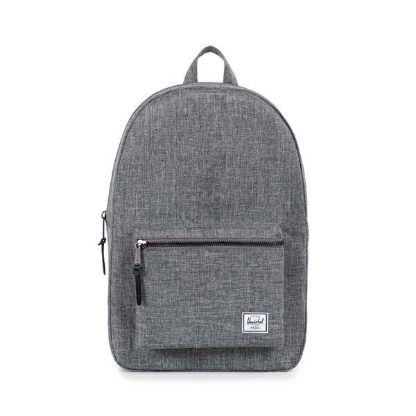 Herschel backpack Settlement raven crosshatch (10005-00919)