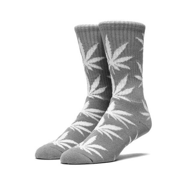 Huf Glow In The Dark Crew Sock cool grey