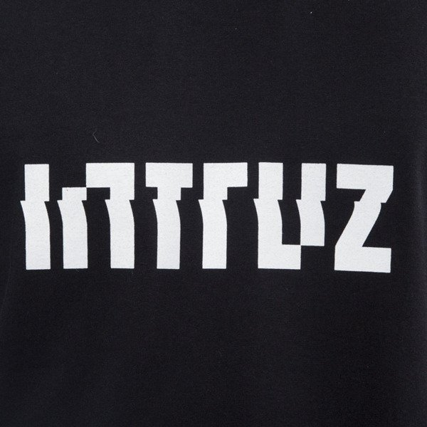 Intruz t-shirt Logo black