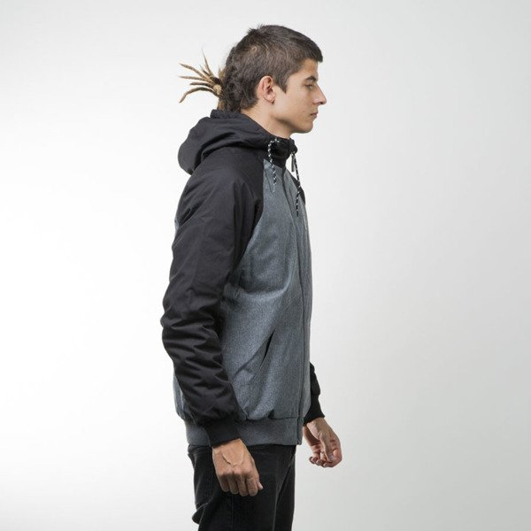 IrieDaily Another Flag Jacket black 9158111-700