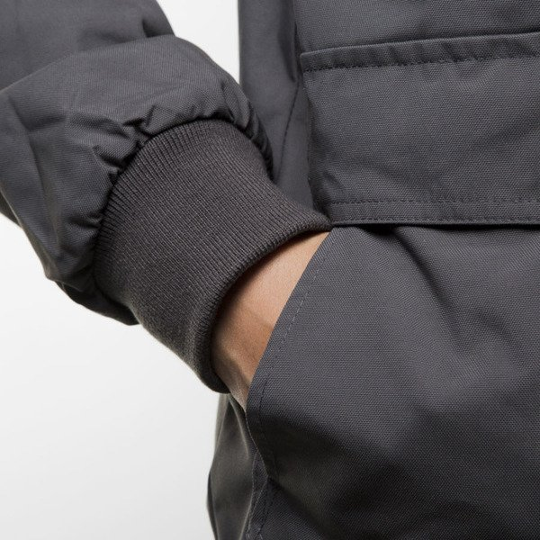 IrieDaily City Worker Jacket anthracite 9884120-701