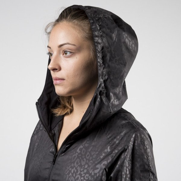 Jungmob Black Panther Rain Jacket black