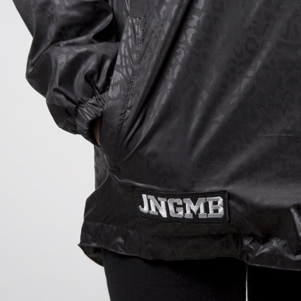 Jungmob Panther Black pull On black