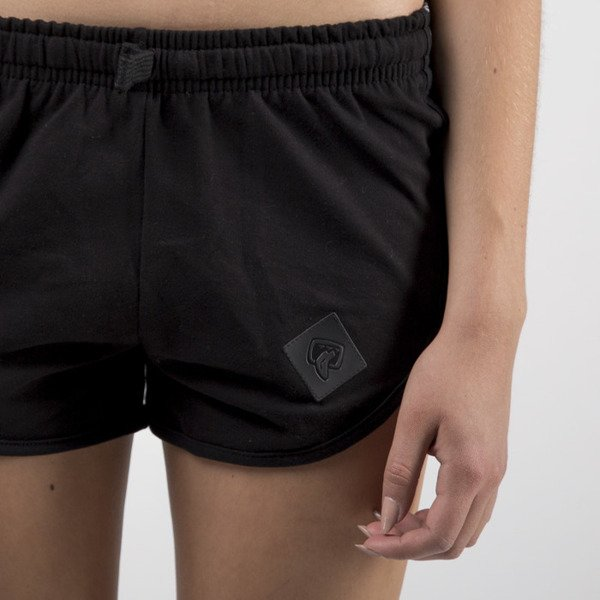 Jungmob szorty Dark Jungle Shorts black
