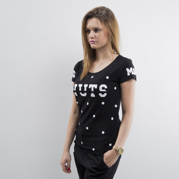 Jungmob t-shirt Nuts black