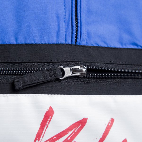 KOKA Marathon Jacket blue / black