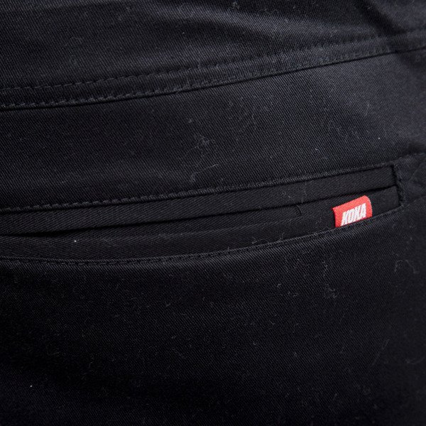 KOKA  jogger pants Wrong Fully black