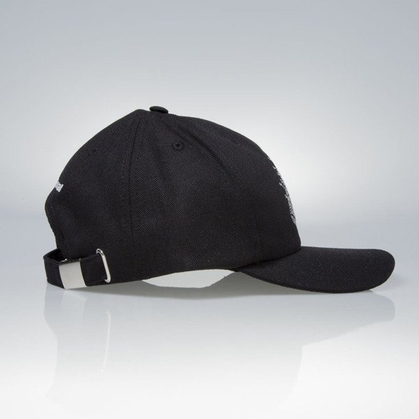 KOKA strapback  6-Panel Cap Mobile black