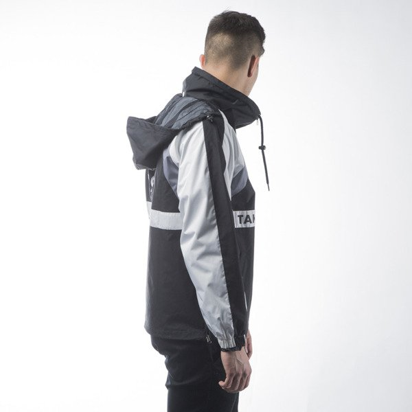 Koka Tftr Respect Jacket black / grey / white