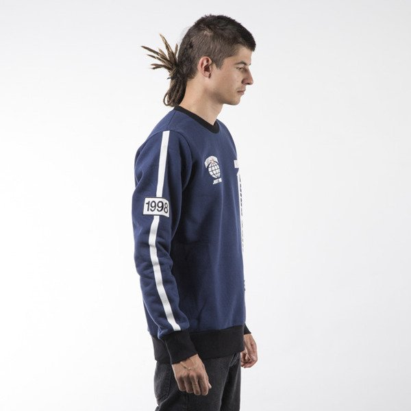 Koka sweatshirt Supporter crewneck navy
