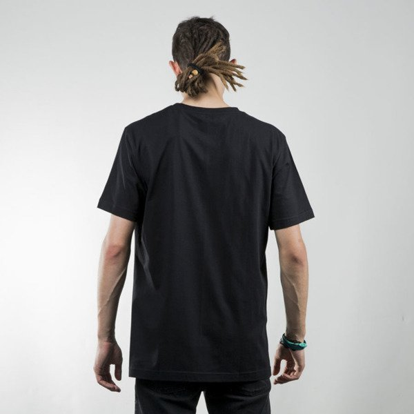 Koka t-shirt Door black