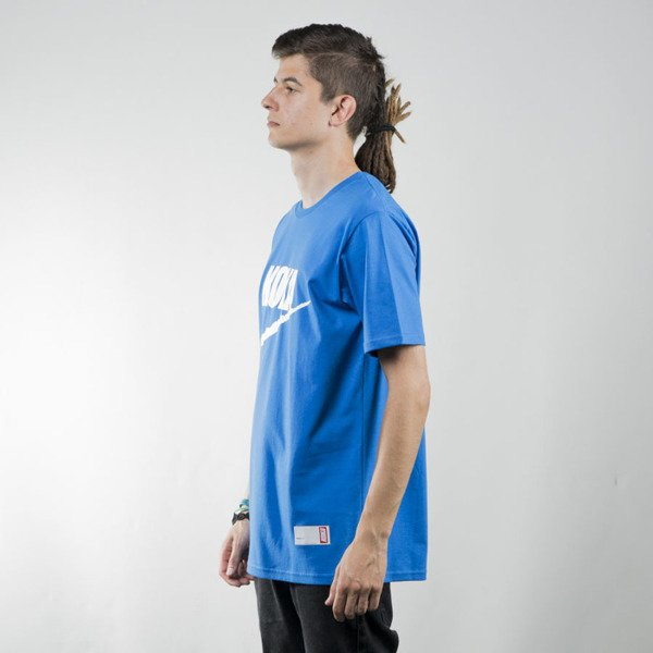 Koka t-shirt Fake blue