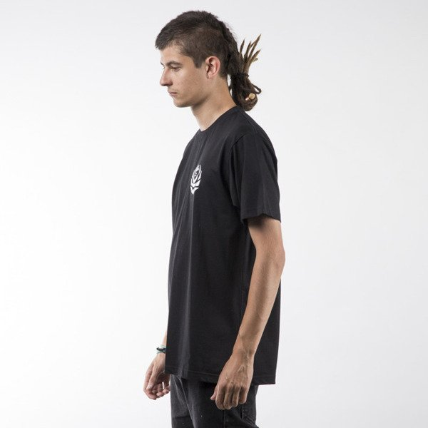 Koka t-shirt Front & Back black