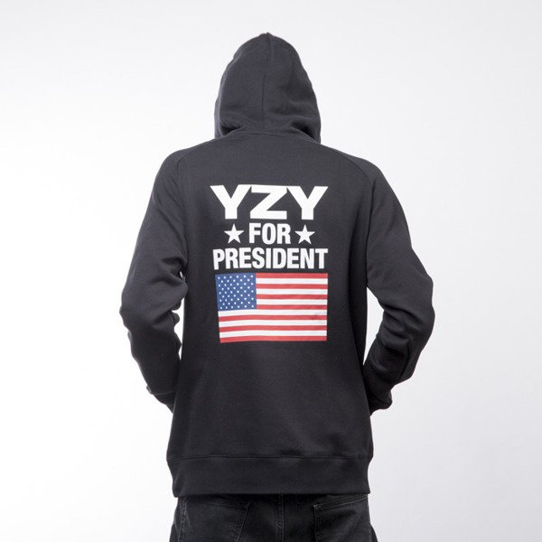 Kreem sweatshirt YZY Hoody black / multicolor 9161-2100/0001