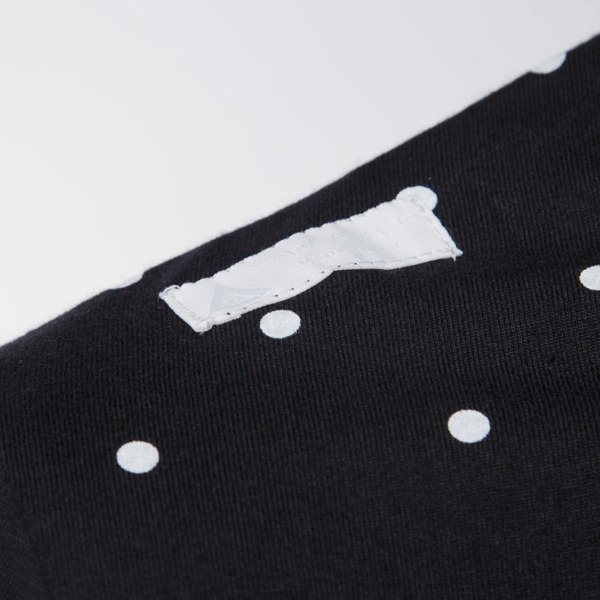 Luxx All t-shirt Basic Dots black