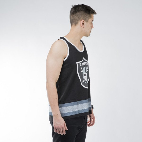 Majestic Athletic Eldridge Jersey Vest  Oakland Raiders black (MOR1457DB)