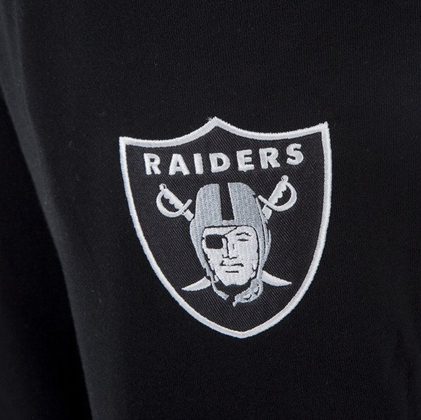 Majestic Athletic Garten Cuffed Hem Oakland Raiders black (MOR1440DB)
