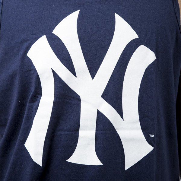 Majestic Athletic Limner Jersey Vest New York Yankees navy (MNY1455NL)