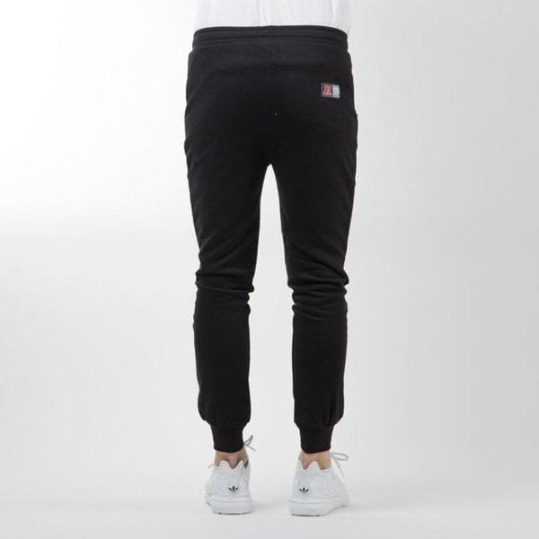 Majestic Athletic Renod Basic Slim Jogger Oakland Raiders black MOR2370DB