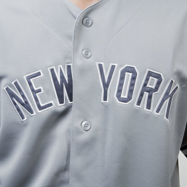 Majestic Athletic Replica Jersey New York Yankees grey MNY2597EV