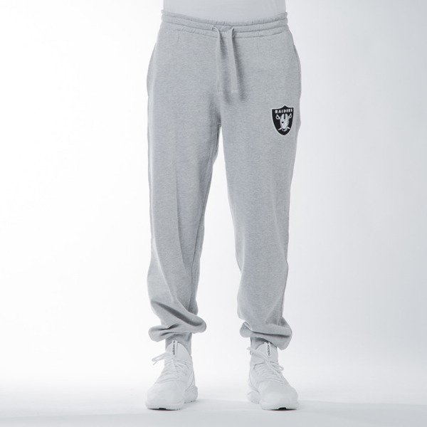 Majestic Athletic Wunder Classic Jog Oakland Raiders marl grey (MOR5301E2)