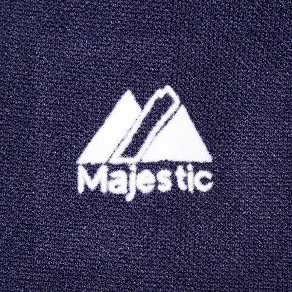Majestic Majestic Athletic T-shirt Jersey MLB Boston Replica navy