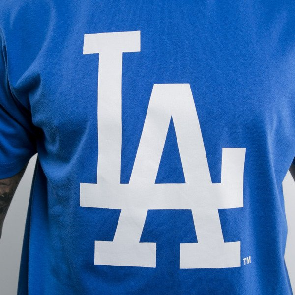 Majestic t-shirt Los Angeles Dodgers royal blue Frittle Logo