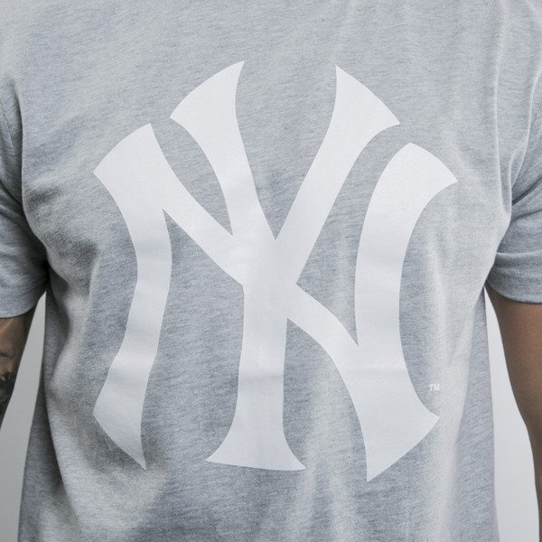 Majestic t-shirt New York Yankees heather grey Frittle Logo