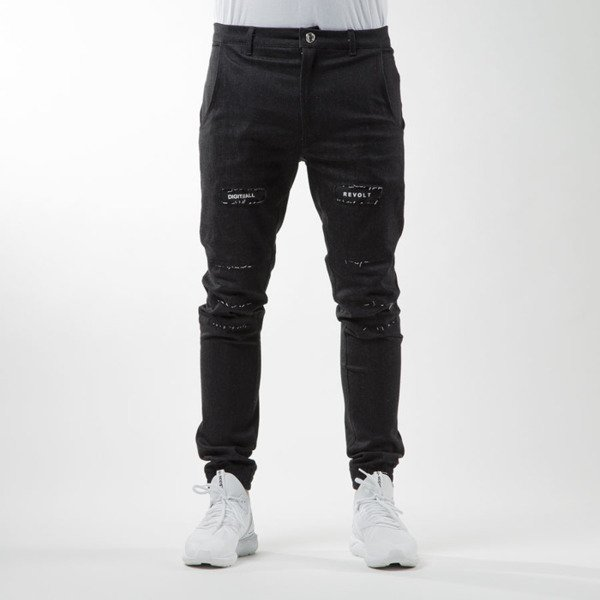 Majors Digitall Jeans black