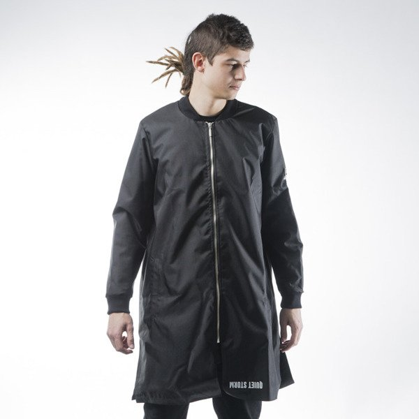 Majors Long Parka Quiet Storm