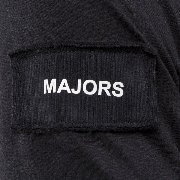 Majors T-shirt Label black