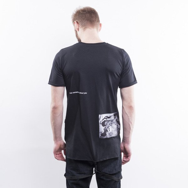 Majors t-shirt I Know black