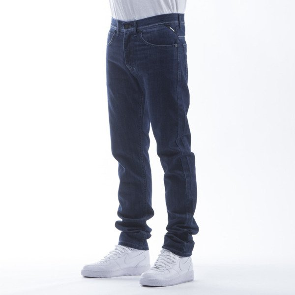 Mass Denim Jeans Dope tapered fit dark blue