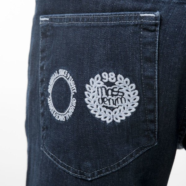Mass Denim Jeans Mind tapered fit dark blue