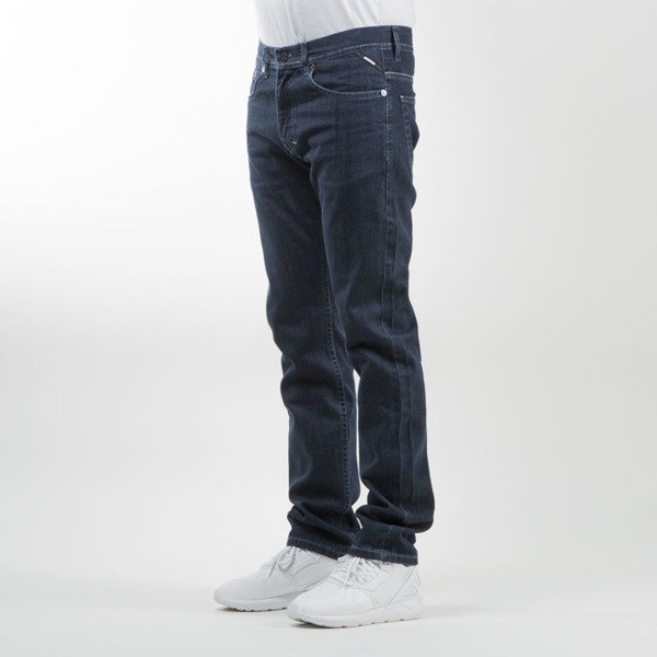 Mass Denim Jeans Ring tapered fit dark blue